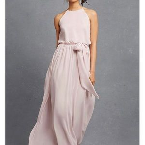Donna Morgan Dresses - Donna Morgan Alana Chiffon Full length dress